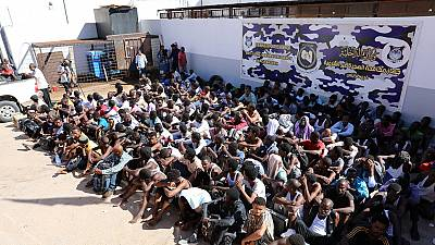 Libye : plus de 3.000 migrants secourus en une semaine