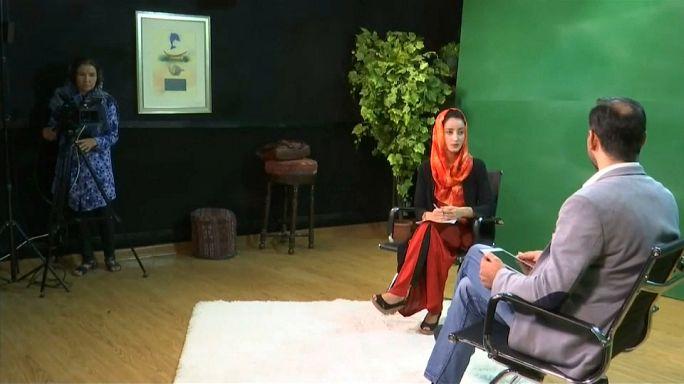 """""""زان تي في""""، قناة تلفزيونية للنساء فقط في أفغانستان"""