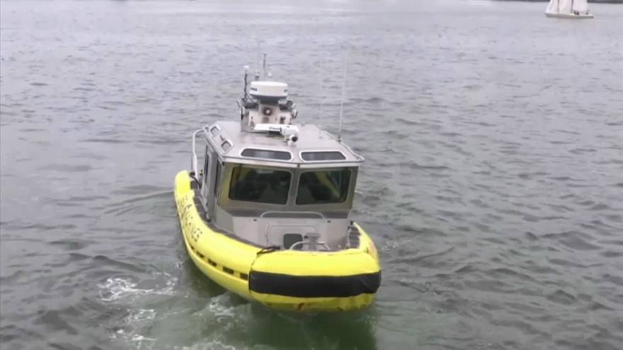 للقوارب نصيب في مجال القيادة الذاتية