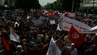 "Tunisie : ""Nous refusons le blanchiment des corrompus!"""