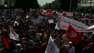 """Tunisie : """"Nous refusons le blanchiment des corrompus!"""""""