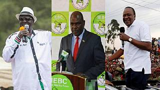 Ready or not? Uncertainty surrounds Kenya poll rerun, a month to Oct. 17