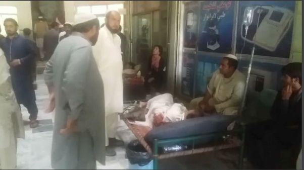 Afganistan'da bombalı saldırı: 6 ölü 15 yaralı