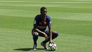 Dembélé, baja hasta 2018