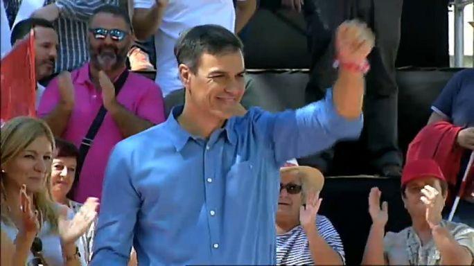 Pedro Sánchez insiste en la fórmula federal para solventar la crisis en Cataluña