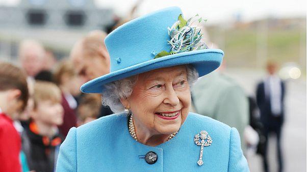 The Queen has a back-up World War 3 speech