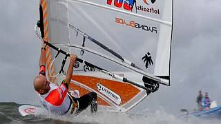 Sarah-Quita Offringa triumphs in Windsurfing World Cup