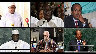 Africa's 'newcomers' at U.N. General Assembly: The Gambia, Ghana, Somalia