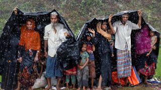 Près de 410 000 Rohingyas ont fui au Bangladesh