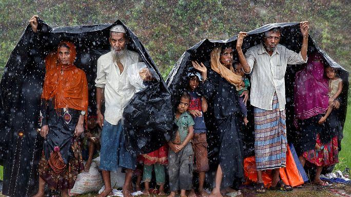 Helfer fordern mehr Unterstützung für Rohingya