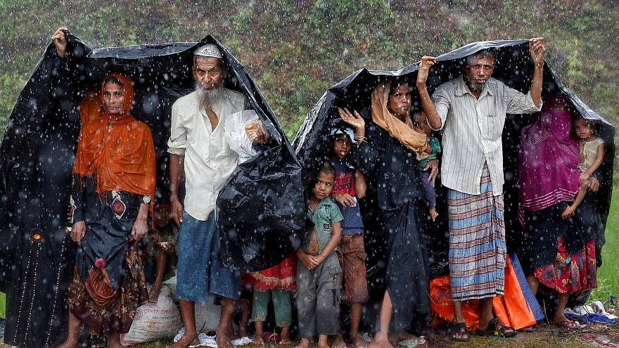 Спасти рохинджа!