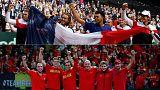 Coupe Davis : une finale France-Belgique