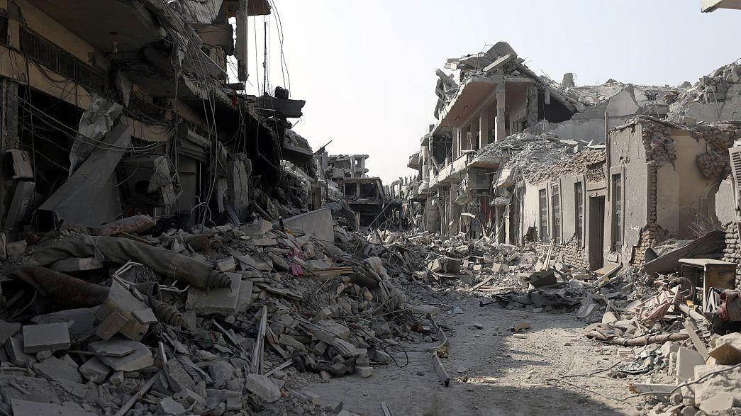 Szíria: pokoli küzdelem Dajr ez-Zaurért