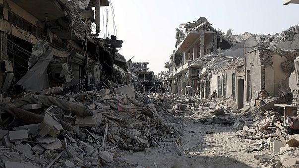 Las fuerzas gubernamentales sirias avanzan en Deir Al Zur