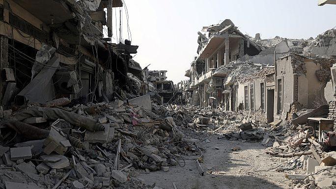 Deyrizor bölgesinde IŞİD operasyonları sürüyor