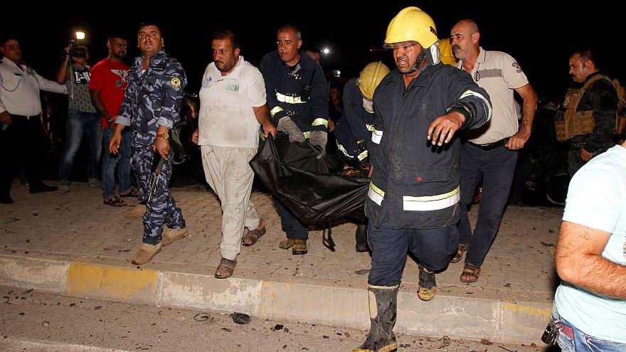 هجوم انتحاري بقاعدة أميركية شمال العراق