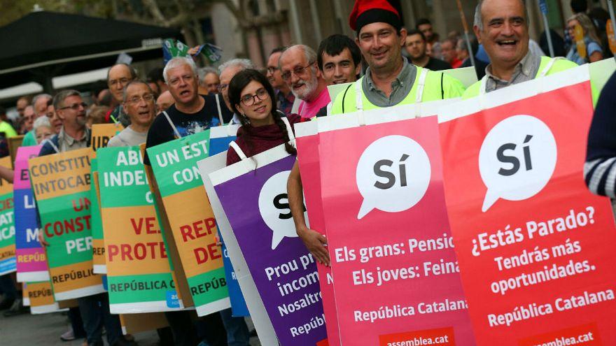"""Каталонцы: """"Мы будем голосовать!"""""""