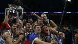 Slovenia beat arch-rivals Serbia to win Eurobasket final