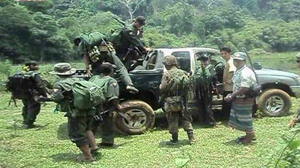 فرمانده ارتش میانمار: روهینگیا هرگز یک گروه قومی نبوده است