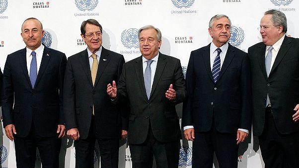 Κυπριακό: Στη Νέα Υόρκη οι βασικοί παίχτες – Χωριστές συναντήσεις με Γκουτέρες
