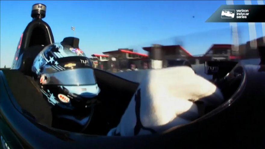 Newgarden fait de l'IndyCar son nouveau jardin