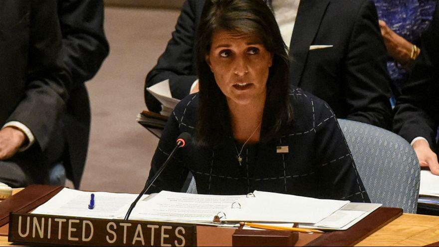آمریکا: اگر کره شمالی ادامه دهد نابود می شود