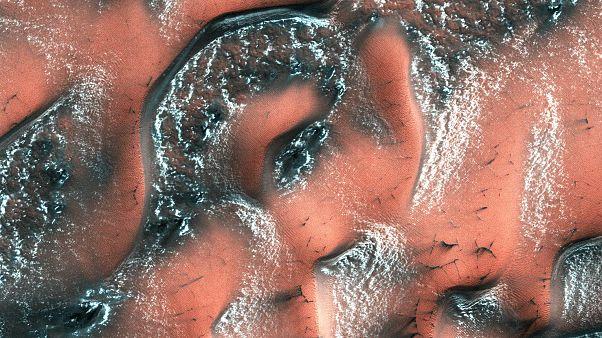 La NASA simula un viaje tripulado a Marte