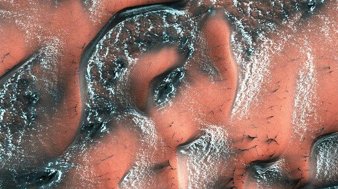 Oito meses em isolamento para simular viagem a Marte
