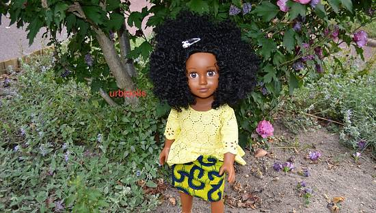 Black dolls inspire children to embrace their African heritage [Culture on The Morning Call]