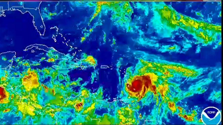 Újabb hurrikán fenyegeti a Karibi-térséget