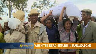 'Returning the dead' ceremony Madagascar [The Morning Call]