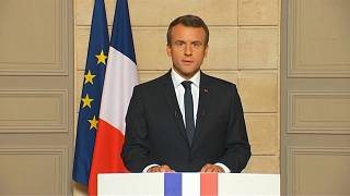 Onu : Emmanuel Macron défendra le climat