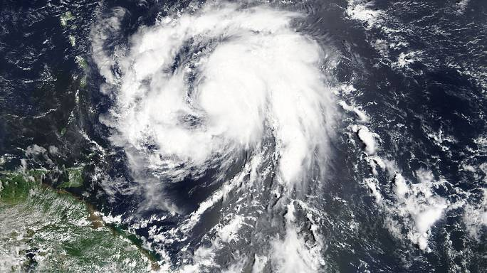 L'uragano Maria minaccia i caraibi