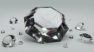 A diamond that literally immortalises your love