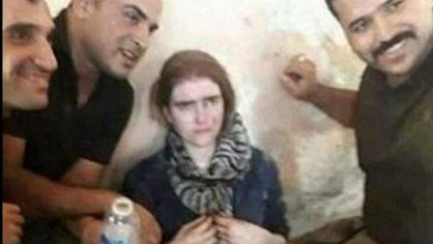 """""""قناصة داعش"""" الألمانية قد تواجه حكم الإعدام"""