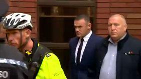 Közmunkára ítélték Rooney-t az ittas vezetéséért