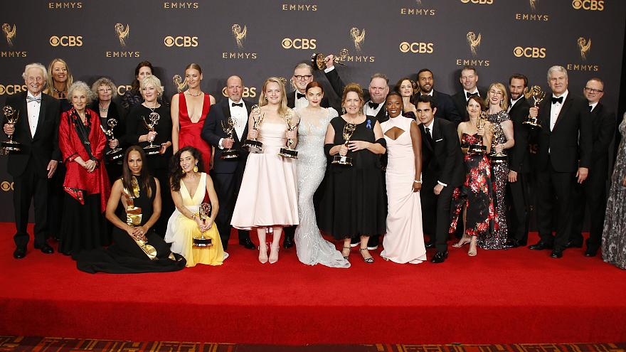 """Emmys: """"Veep"""" und """"The Handmaid's Tale"""" zu besten Serien gekürt"""
