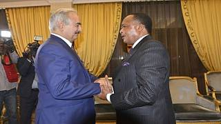 Haftar puts faith in Sassou Nguesso-led AU group to help solve Libya's crisis
