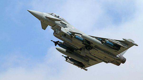 قطر از بریتانیا ۲۴ فروند جنگنده تایفون می خرد