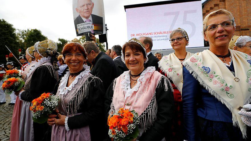 Schäuble feiert 75. Geburtstag - ans Aufhören denkt er nicht