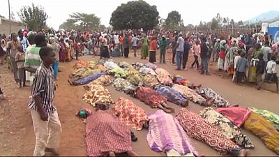 DRC says it has opened inquiry into fatal shooting of Burundian refugees