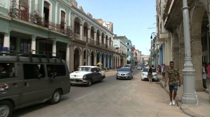 La Habana lanza la reconstrucción tras Irma