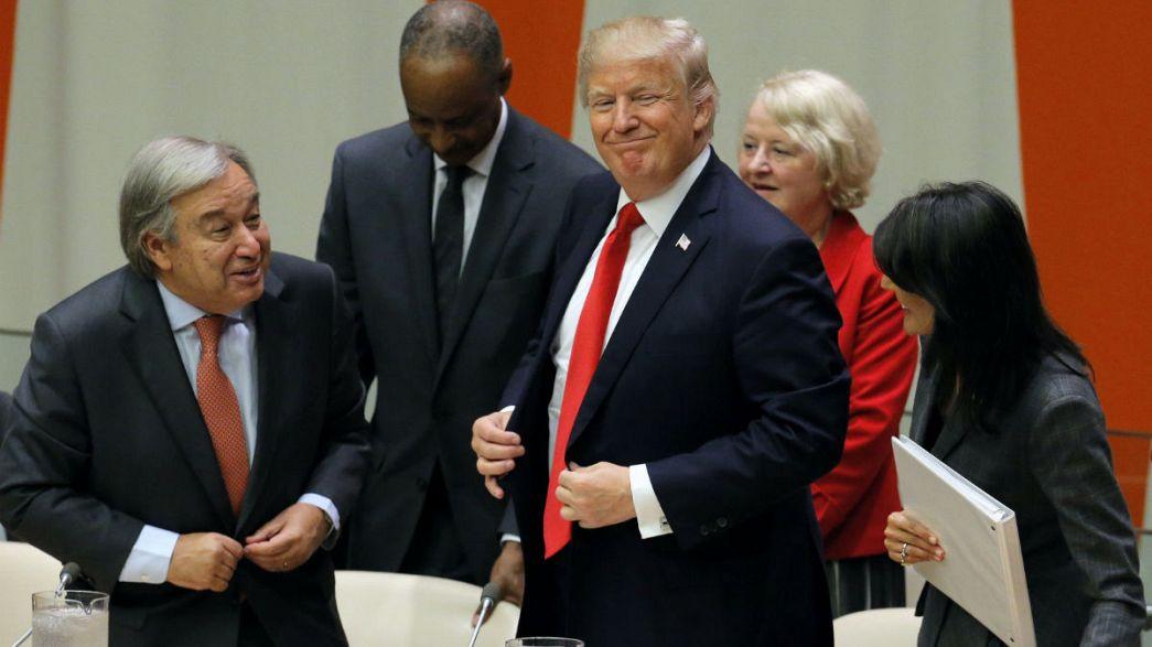 """Trump arremete contra la """"burocracia"""" de la ONU y pide reformas"""