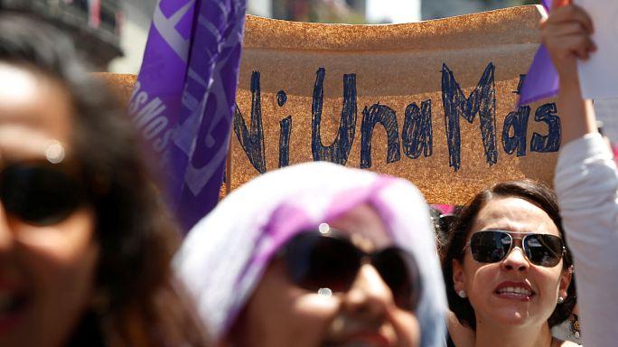 Las mexicanas se rebelan contra la epidemia de feminicidios