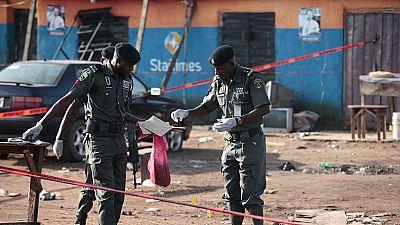 15 killed in suicide bomb attack in northeast Nigeria