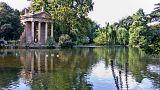Überfallen und gefesselt: Deutsche Frau in beliebtem Park in Rom aufgefunden