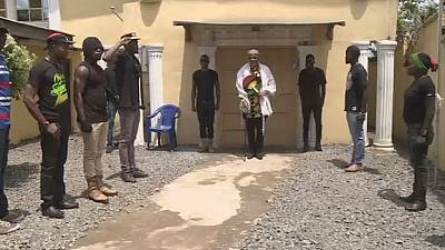 Biafra leader Nnamdi Kanu on the run: Nigeria Army