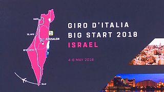 Le Giro 2018 partira de Jérusalem