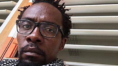 Le caricaturiste équato-guinéen Ramón Esono Ebale, arrêté à Malabo