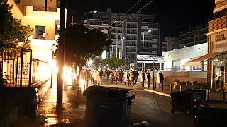 Atene: violenze durante corteo anti-fascista